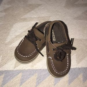 Baby Sperrys in Great condition!